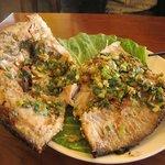 香酥包料魚