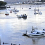 Out & About Conwy Marina