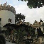edifice of hotel tropicana