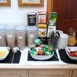 Starters for breakfast