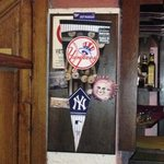 The owner loves the Yankees!