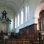 La chiesa del Begijnhof di Bruges.