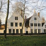 Il Begijnhof di Bruges.