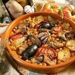Otro plato típico nuestro como es el Arroz al Horno