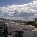 Views towards. Puerto del Carmen