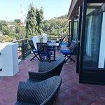 le balcon 2e étage