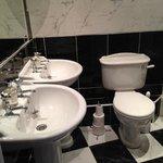 twin sinks