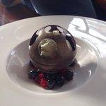 Шоколадная сфера