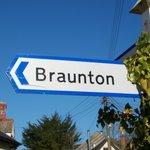 Braunton Sign