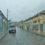 Downtown Inhambane, Mozambique