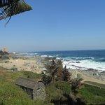 Praia em frente a casa - Isla negra
