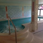 piscina maravilhosa!!!