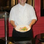 Sous Chef Gary Lives Locally