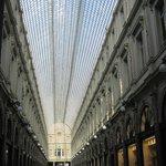 Gallerie Reali Saint-Hubert a Bruxelles.
