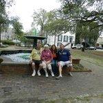 Duane, Pat, Jennifer, and Chris