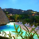 Pool at Villa Estrella Del Mar