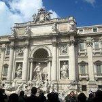 Trevi Fountain-Rome