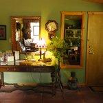 Desk River Room