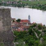 From Burgruine Dürnstein