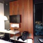 Desk area - one queen room