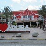 Papillon, Palm Beach Aruba
