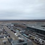 14th floor view of runway