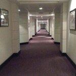 aisle 3rd floor