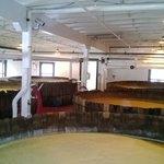 first step in fermentation