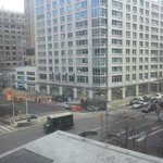 view of W. 77th & Broadway out of room #300