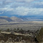 Lave Beds National Monument area