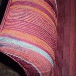 fauteuil sake pas propre
