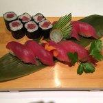 Sushi maguro