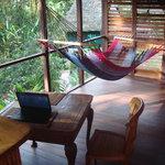 casita 2 veranda