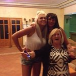 charlie, kay and cath