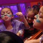 Face Painting in Speak Loud