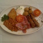 The Crewe Arms Hotel Full English