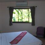 Chambre climatisée Studio 1er étage