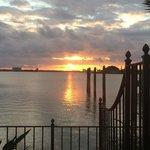 Sunrise on the bay