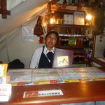 En calle Tacna