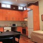 Apartamento interior (4 adultos)