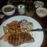 8oz Sirloin Steak