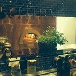 Restaurant, Bar, Pizza Oven