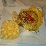 Chicken Pad Thai (Lunch menu)
