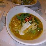 Red Thai Curry (lunch menu)