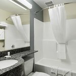 Clean, Bright Bathrooms featuring Pantene Bath Amenities
