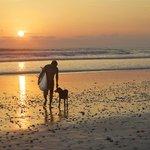 Playa Carmen sunset