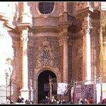 Puerta de los Hierros. (Portão de Ferros)