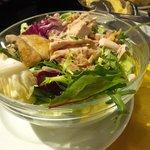 Salade de poulet (23,50€)