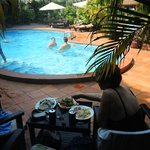 Pool at The Angkoriana Siem Reap