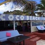 Coco Beach seen from the Beach